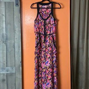 Oonagh by Nanette Lepore Maxi Dress Sz 10